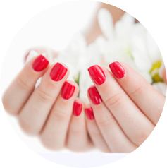 Nail Art, Manicure and Pedicure