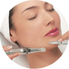 Micro needling treatment (Dermapen)
